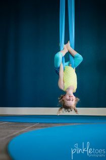 Aerial Yoga Kids Holiday Camp